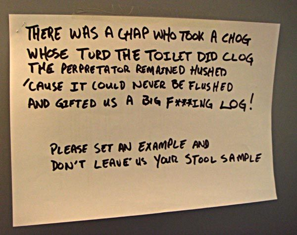 toiletal humour