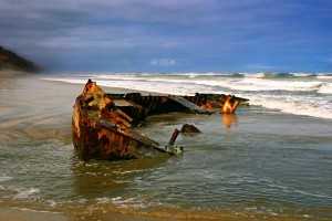 Askoy II, Baylys Beach